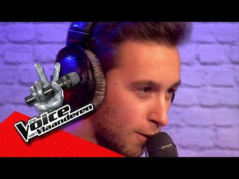 Roy zingt 'Bunker' | Q-Live Sessies | The Voice van Vlaanderen | VTM