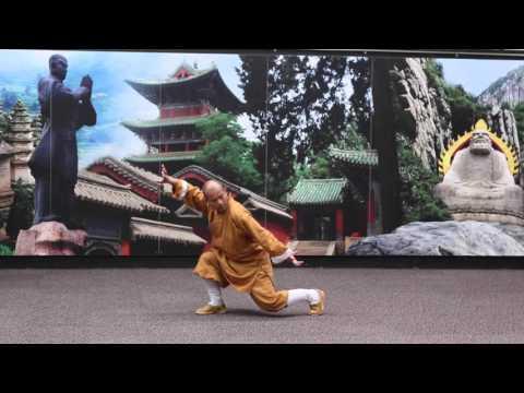 Shaolin Yi Jin Jing - Shi De Yang