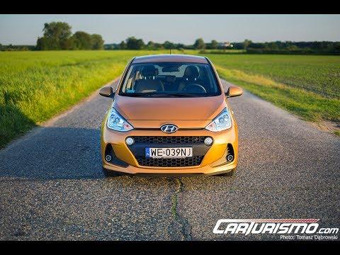 Hyundai i10 1.2 Style TEST PL Pertyn ględzi