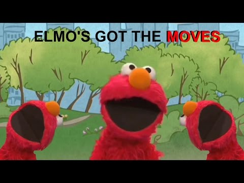 Elmo's Got Moves: But Everytime They Say Moves, The Volume Increases By 50%