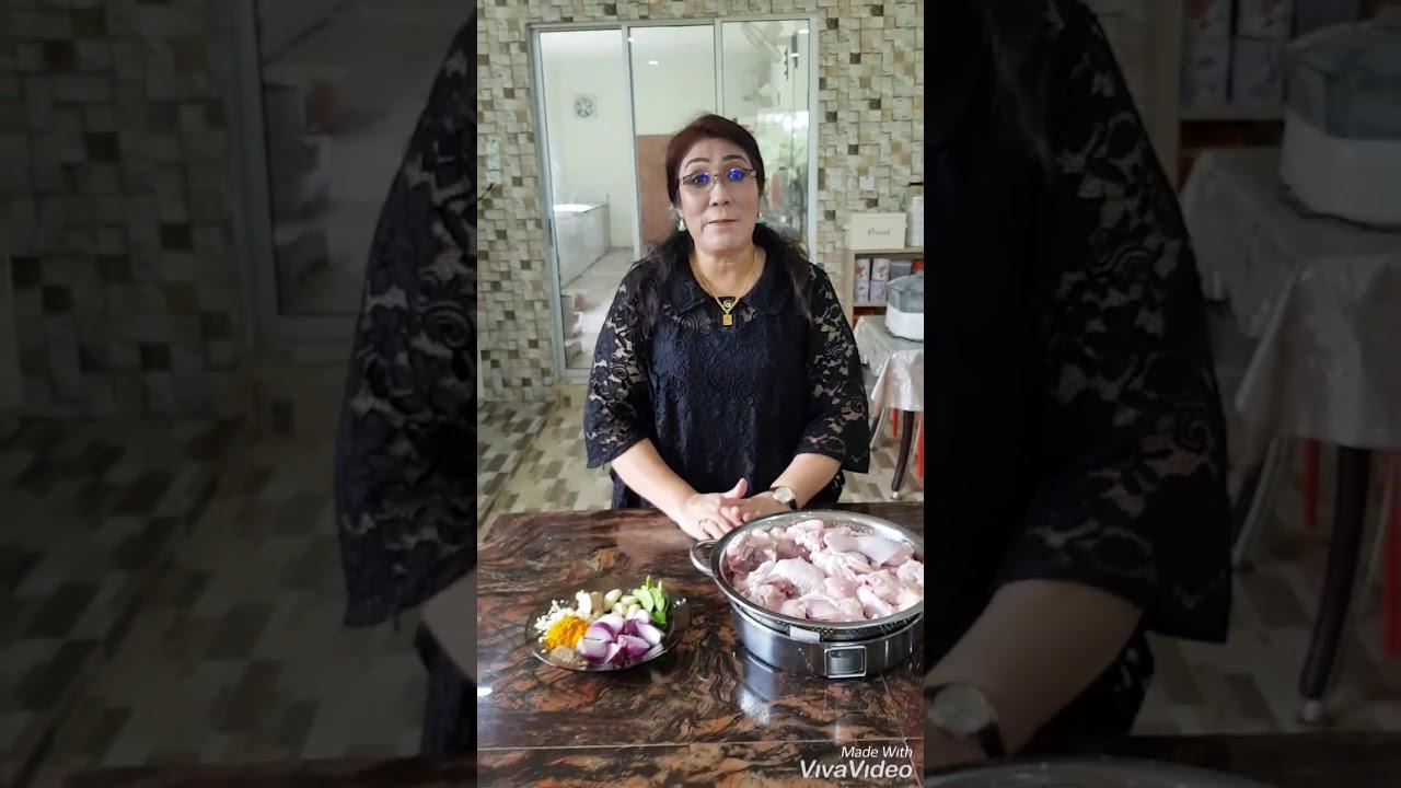Download NASI KERABU AYAM PANGGANG KAK IDA's STYLE⚘⚘