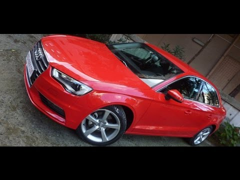 TEST | Audi A3 Sedan