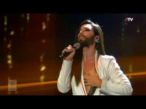 Conchita Wurst - Firestorm (Amadeus Austrian Music Awards 2016)