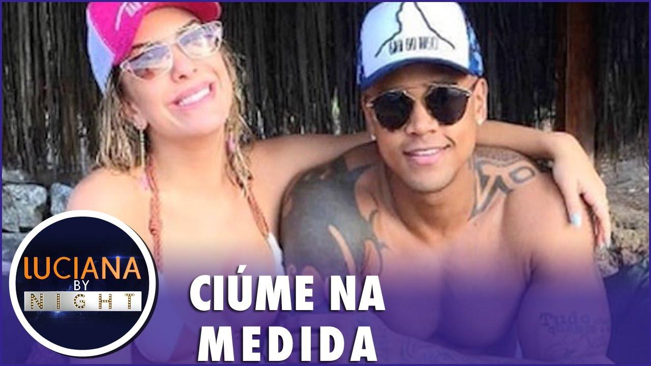 Léo Santana diz que Lore não liga se ele curtir foto de mulher no Instagram