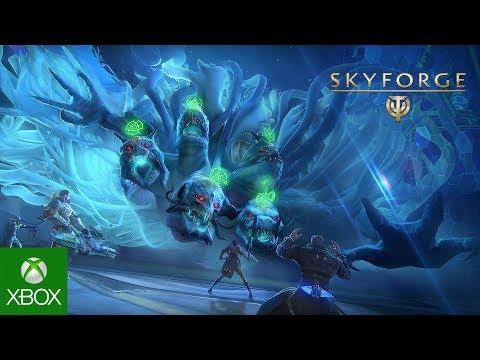 Skyforge - Demonic Dawn Update Trailer