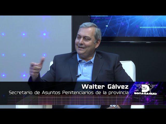 Walter Gálvez - Secretario de Asuntos Penitenciarios de la Provincia - Ciudadanos 21 02 21