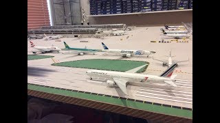 JFK 1:400 model airport 6:00pm-6:30pm operations update