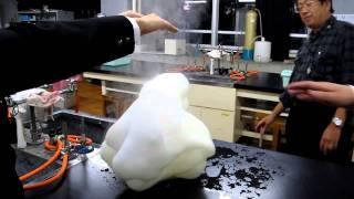過酸化水素とヨウ化カリウムとの反応