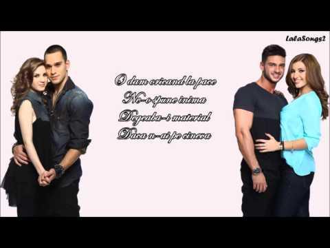 Alina Eremia, Dorian Popa & ONE (Criss, Vlad) - Alegi iubirea lyrics