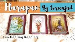 Pilih Kartu - APA YG TERWUJUD DALAM WAKTU DEKAT? | Fun Healing Reading