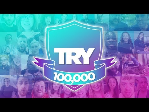Irish People Thank You For 100,000 Subscribers + MERCH!!