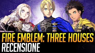 Fire Emblem Three Houses: Recensione | La grande esclusiva Switch dell'estate