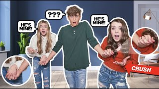 Last To STOP HOLDING HANDS With Their GIRLFRIEND Wins **$10,000 CHALLENGE**🤝💔| Ayden Mekus