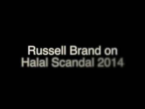Russel Brand backs Halal animal cruelty horror!! MUST SEE!!!