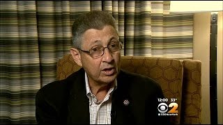 FBI: NYS Assembly Speaker Sheldon Silver Arrested On Corruption Charges