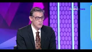 المقصورة - زكريا ناصف : مباراة اليوم فى صالح فريق المقاولون العرب ويجب ان يستغل ذلك