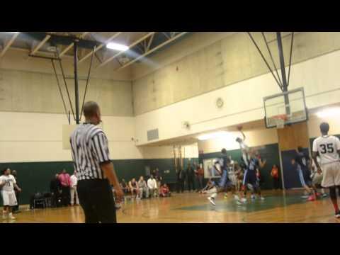 #4 Tysaul Horton - West Roxbury Raiders Highlights
