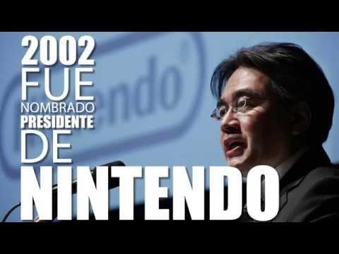 Biografía - Satoru Iwata