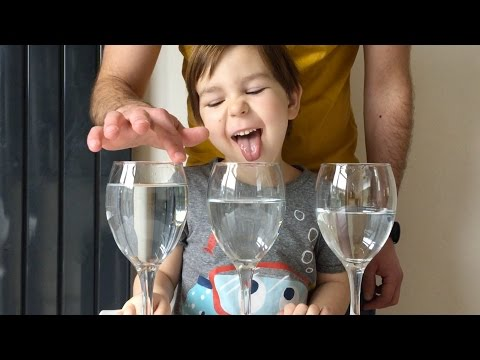 How To Play Music On Glasses With Water