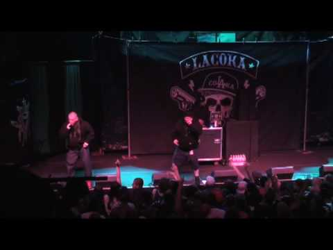 La Coka Nostra live from Baltimore Get Outta My Way 01
