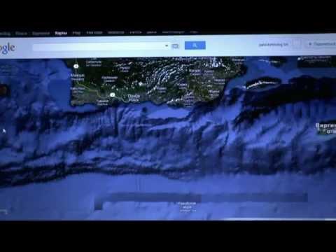 Добыча нефилимами полезных ископаемых под водой