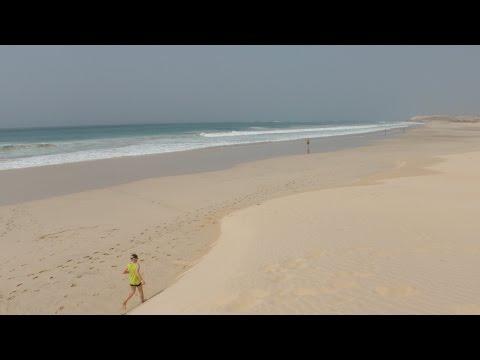 Cabo Verde 2016-17 - island Boa Vista- beach Santa Monica