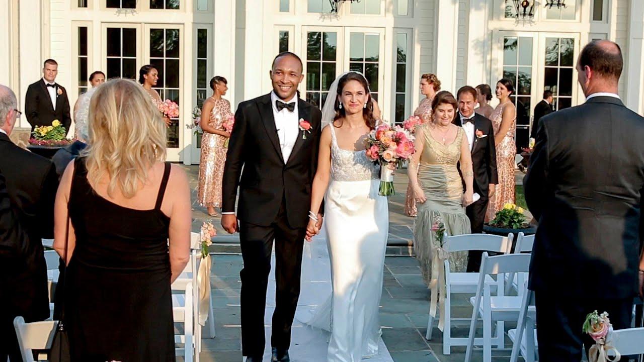 Leah Oliver S Wedding Video Highlights The Ryland Inn Whitehouse Station Nj