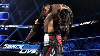 Shinsuke Nakamura vs. R-Truth – United States Championship Match: SmackDown LIVE, Jan. 29, 2019