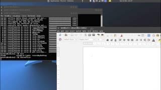 Arch Linux Splash Screen (Plymouth) - BX