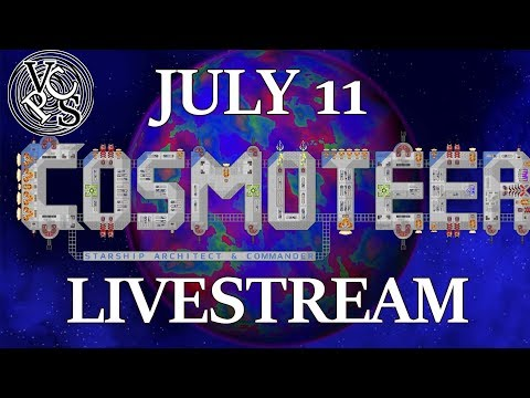Cosmoteer Live! Starship Architect and Commander - Live Space Battle and Ship Design