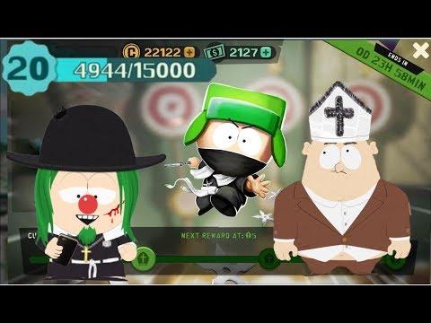 PT 2 South Park Mystical - Revelations!