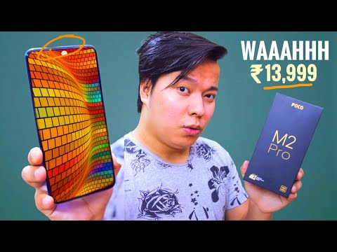 Unboxing The ₹13,999 Made in India Smartphone ⚡️⚡️But......