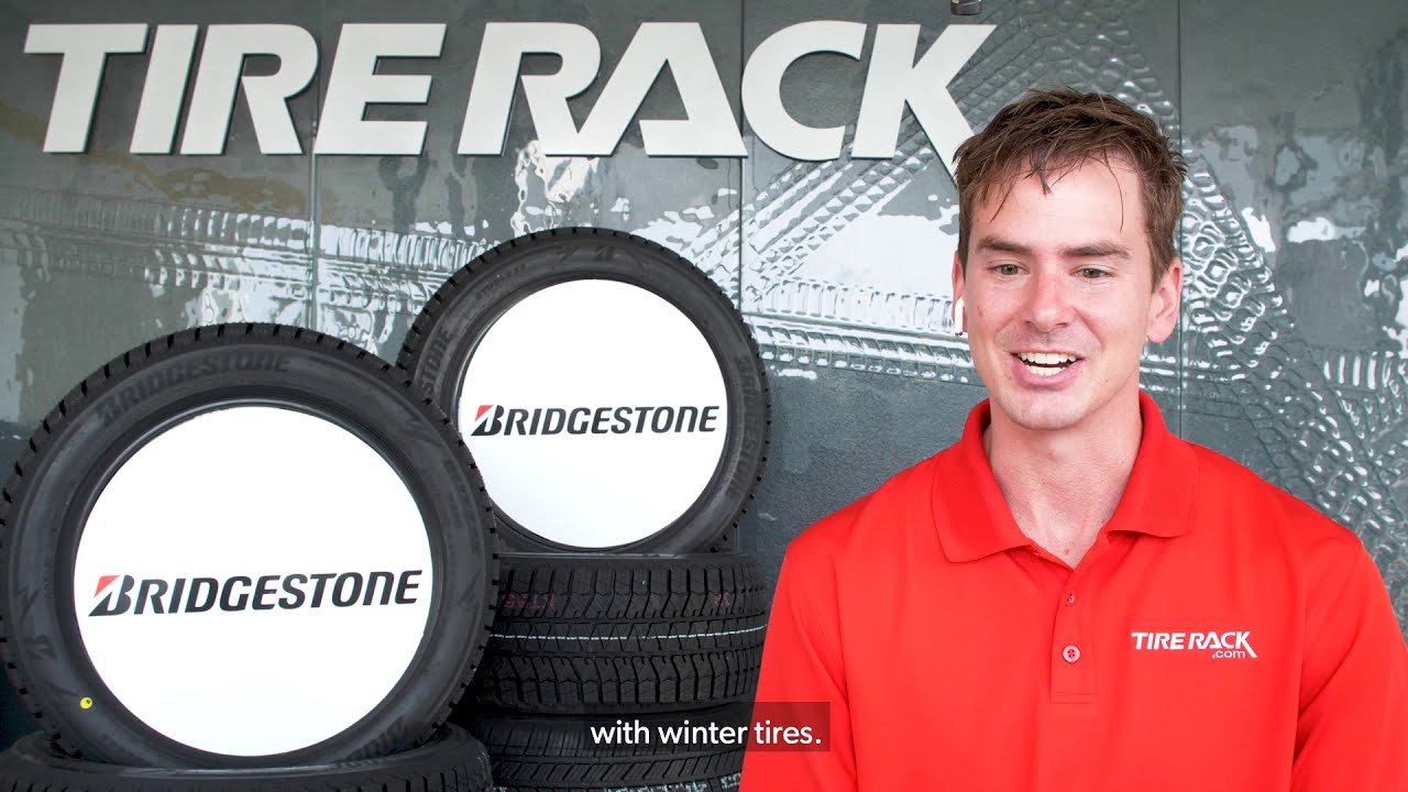 TJ & Bridgestone Talk Blizzak WS90 | Tire Rack