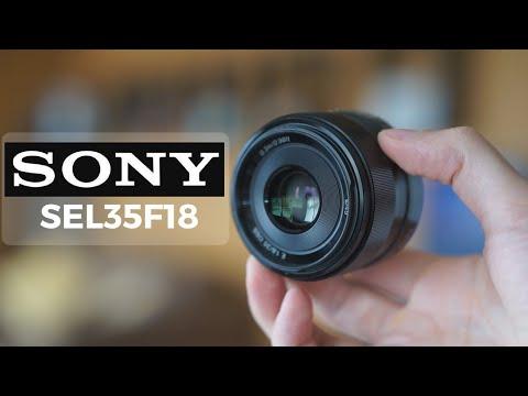 Sony 35mm f/1.8 Prime Lens - In-Depth Review & Samples!