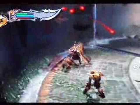 God of War God mode NUR Pool Area Pain+