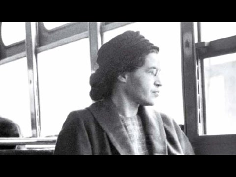 Rosa Parks — Ride to Justice