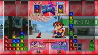 Super Puzzle Fighter II Turbo HD Remix - Hsien-Ko X