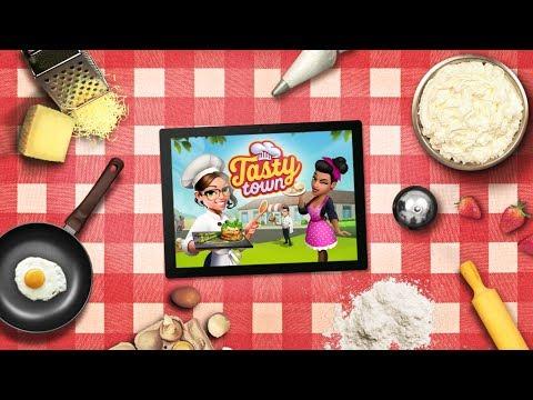 Tasty Town World Launch Trailer Store