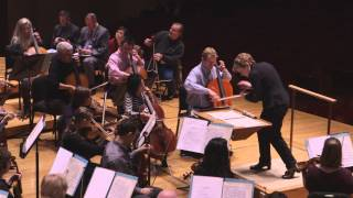 Baltimore Symphony Orchestra Rehearses First Movement from Mahler