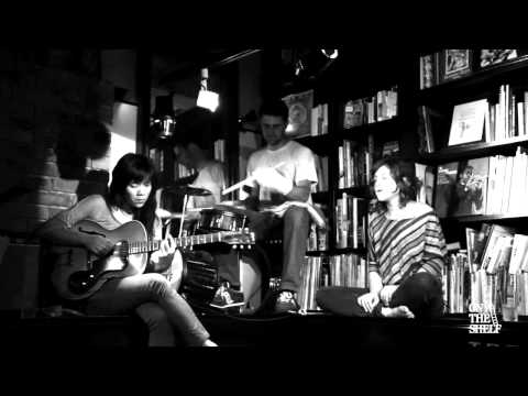 Thao & Mirah - How Dare You - ON THE SHELF TV TOKYO