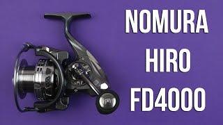 Распаковка Nomura Hiro FD4000