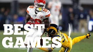 NFL Football Best Games In Recent History Part 1