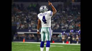 Dak Prescott in his 2nd season the pressure is going t be mounted f...