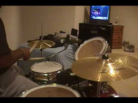 So Ambitious Drum Cover