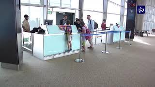 مطار الملكة علياء يستقبل أكثر من 8 ملايين مسافر العام الماضي - (4-2-2019)