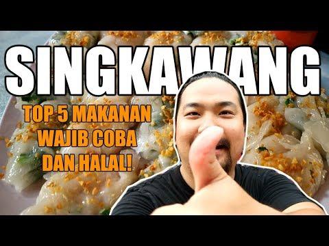 5 MAKANAN WAJIB COBA DI SINGKAWANG DAN HALAL!!!