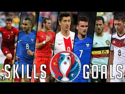 UEFA EURO 2016 | Skills & Goals | HD