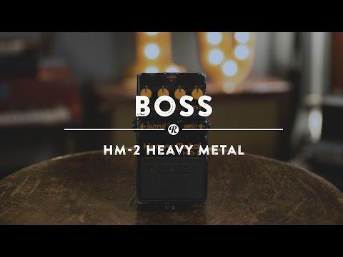 Boss HM-2 Heavy Metal | Reverb Demo Video