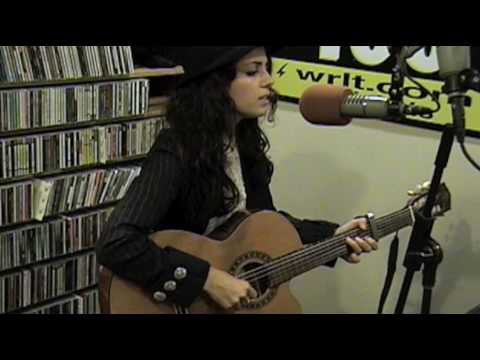 Katie Melua - If You Were a Sailboat - Live at Lightning 100
