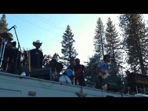Orgone @ Top of RV, High Sierra Music Festival 2010